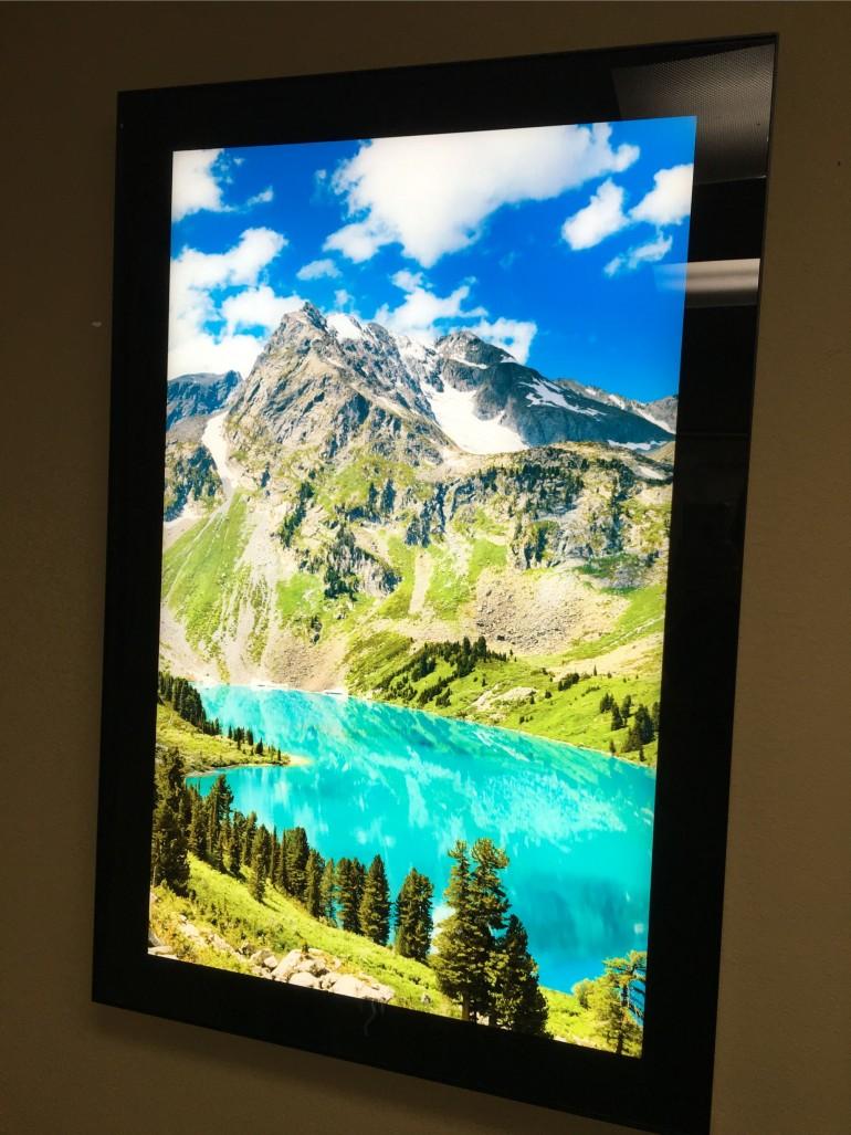 acrylic prints ilm custom light boxes